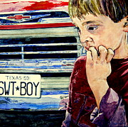 Texas - Sweet Boy by JSP Galleries