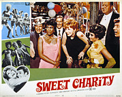 Kelly Photo Prints - Sweet Charity, Paula Kelly, Shirley Print by Everett