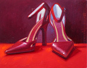 Shoe Originals - Sweet Heart by Penelope Moore