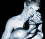 Lovers Digital Art - Sweet Surrender by Jaeda DeWalt