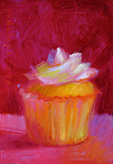 Gourmet Art Paintings - Sweet Talk by Penelope Moore