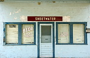 Sweetwater Store Print by Jeff Lowe