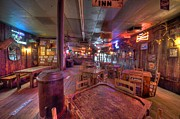 A.m Photos - Swinging Doors at the Dixie Chicken by David Morefield