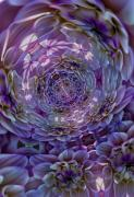 Interior Digital Art Digital Art - Swirling  by Robert Ullmann
