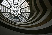 Guggenheim Photos - Swirls by Jeff Porter