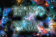 Over The Ocean - Switch On The Stars - II by Anthony Rego