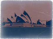 Sydney Australia Print by Irina  March