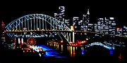 Awesome Originals - Sydney by Black Light by Thomas Kolendra