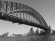 Jenny SW Lee - Sydney Harbour Bridge