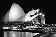 Joannes Framed Prints - Sydney Opera House  Framed Print by Thomas Joannes
