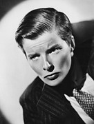 Films By George Cukor Framed Prints - Sylvia Scarlett, Katharine Hepburn, 1935 Framed Print by Everett