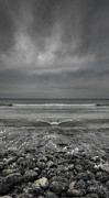 Sea Scape Metal Prints - Symmetry in Chaos Metal Print by Andy Astbury