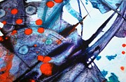 Symphony - Four Print by Mudrow S