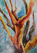 Foggy Day Originals - Symphony of Branches by Mary Wykes