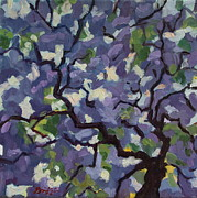 Lilac Originals - Syringa by Patricia A Griffin