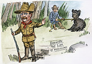 Progressive Photos - T. Roosevelt: Teddy Bear by Granger