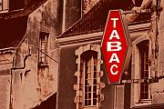 Smoker Originals - Tabac - A French Tabacco Shop by Mark Hendrickson
