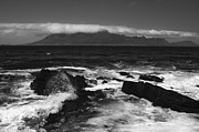 Table Cloth Photos - Table Mountain Cloud  by Aidan Moran