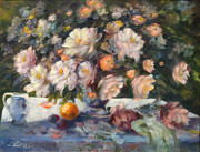 Ema Radovanovic - Table with flowers