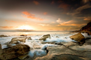 Seascape Art Photos - Taciturn by Ryan Hartson-Weddle