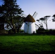 Small Towns Metal Prints - Tacumshane Windmill, Co Wexford, Ireland Metal Print by The Irish Image Collection