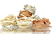 Noodles Photo Prints - Tagliatelle Print by Joana Kruse