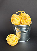 Italian Kitchen Prints - Tagliatelle Print by Tom Gowanlock