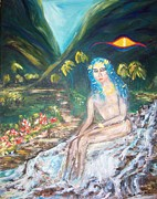 All - Tahitian Princess by Mary Sedici
