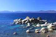 Iphoneonly Art - Tahoe East Shore 1 by Mickey Hatt