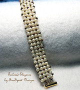 Woven Jewelry Originals - Tailored Elegance by Patricia Griffin Brett