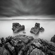 Antrim Framed Prints - Take a Breath Framed Print by Pawel Klarecki
