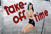 Take Time Prints - Take-Off Time Print by Jeremy Cozannet