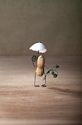Peanut Photos - Taking a Walk 01 by Nailia Schwarz