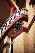 Turkish Photos - Taksim Architecture by John Rizzuto
