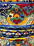 Folk Art Photos - Talavera by Darian Day by Olden Mexico