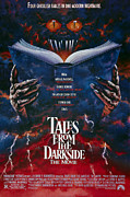 Horror Movies Posters - Tales From The Darkside The Movie Poster by Everett