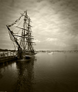 Stephen Eis - Tall Ship in Newport