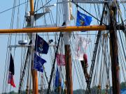 Tall Ship Prints - Tall Ship Series 15 Print by Scott Hovind