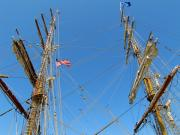 Wooden Ship Prints - Tall Ship Series 16 Print by Scott Hovind