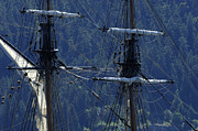 Tall Ships Prints - Tall Ships 2 Print by Bob Christopher