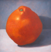 Still Life Paintings - Tangelo by John Holdway