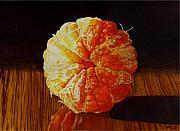 Tangerine Print by Catherine G McElroy
