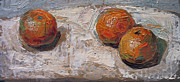 Yuri Yudaev - Tangerines. Quick Oil...
