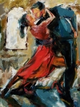 Debra Hurd - Tango By The Window