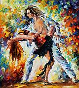 Flamenco Originals - Tangos Love by Leonid Afremov
