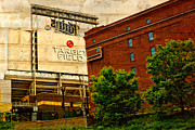Baseball Art Digital Art - Target Field Home of the Minnesota Twins by Susan Stone