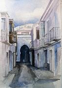 Tarifa Archway Print by Stephanie Aarons