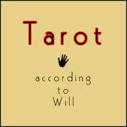 Tarot Paintings - Tarot According to Will by Will Bullas