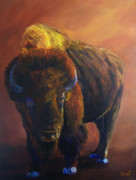 Bison Originals - Tatanka by Bill Werle