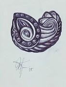 Tatoo 08 Print by Xole
